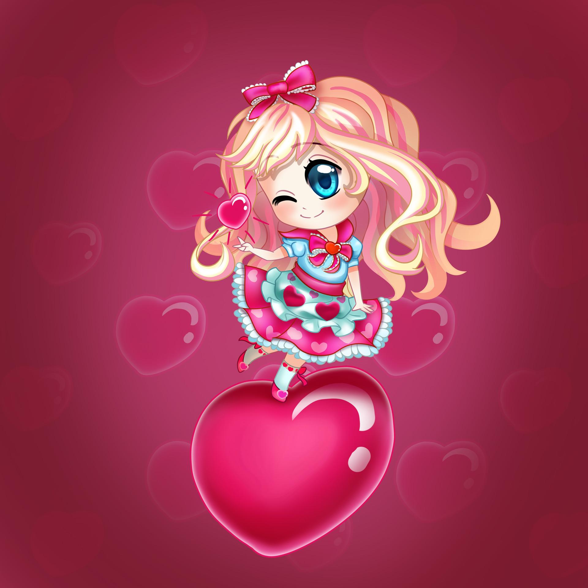 Enna lover chibi 1 3