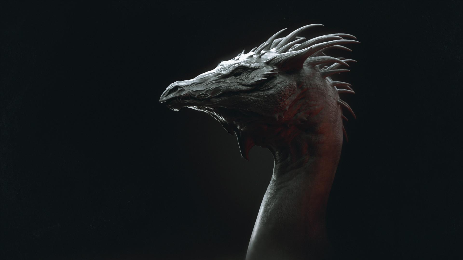 Romain pommier dragon