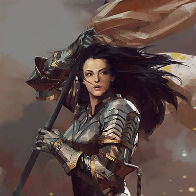 Bayard wu joan of arc