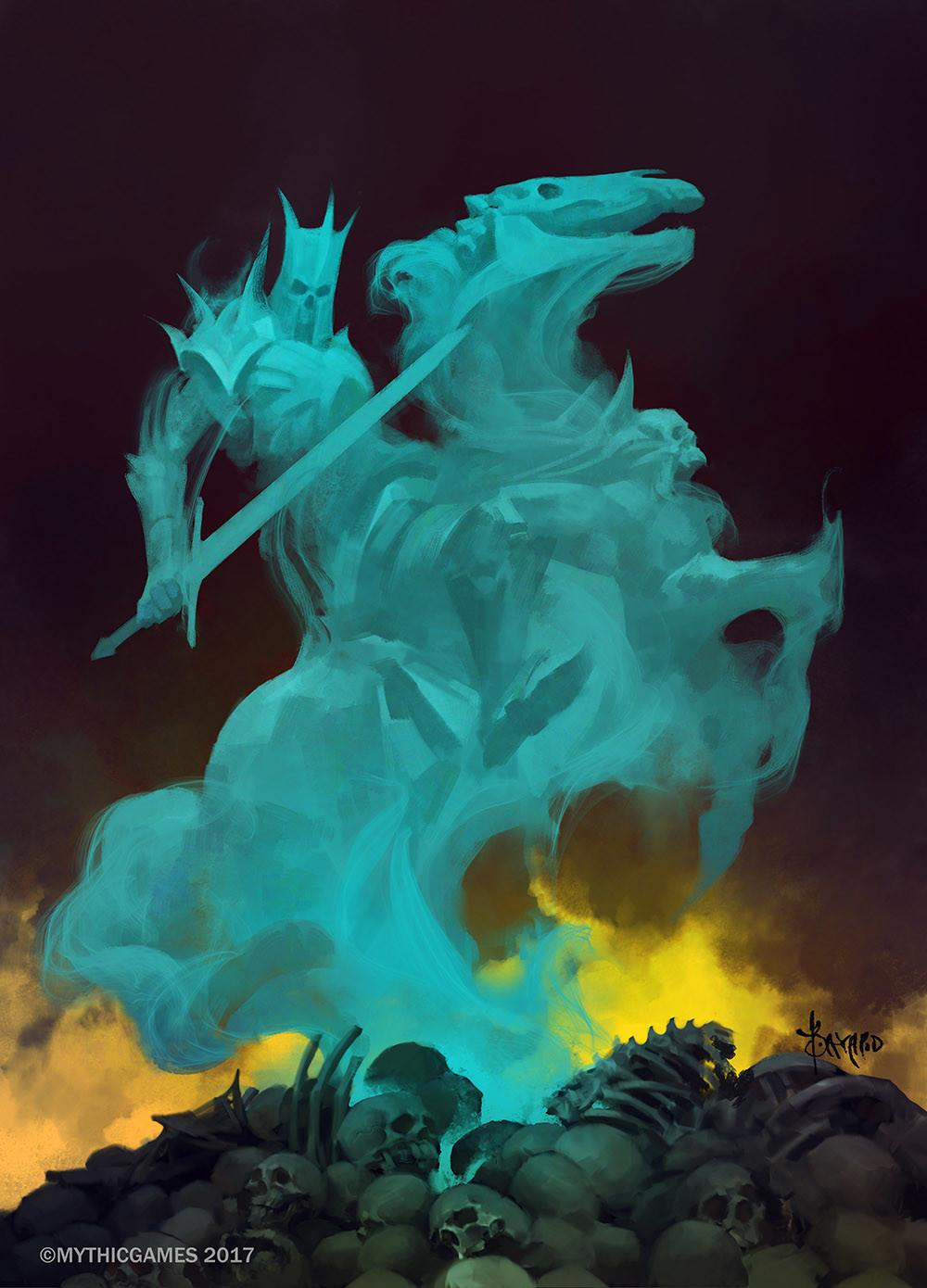 Bayard wu ghost rider