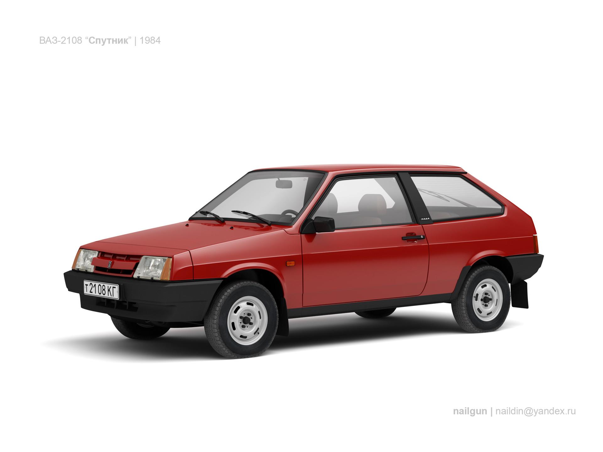 Nail khusnutdinov sw vaz 2108 shortwing 0
