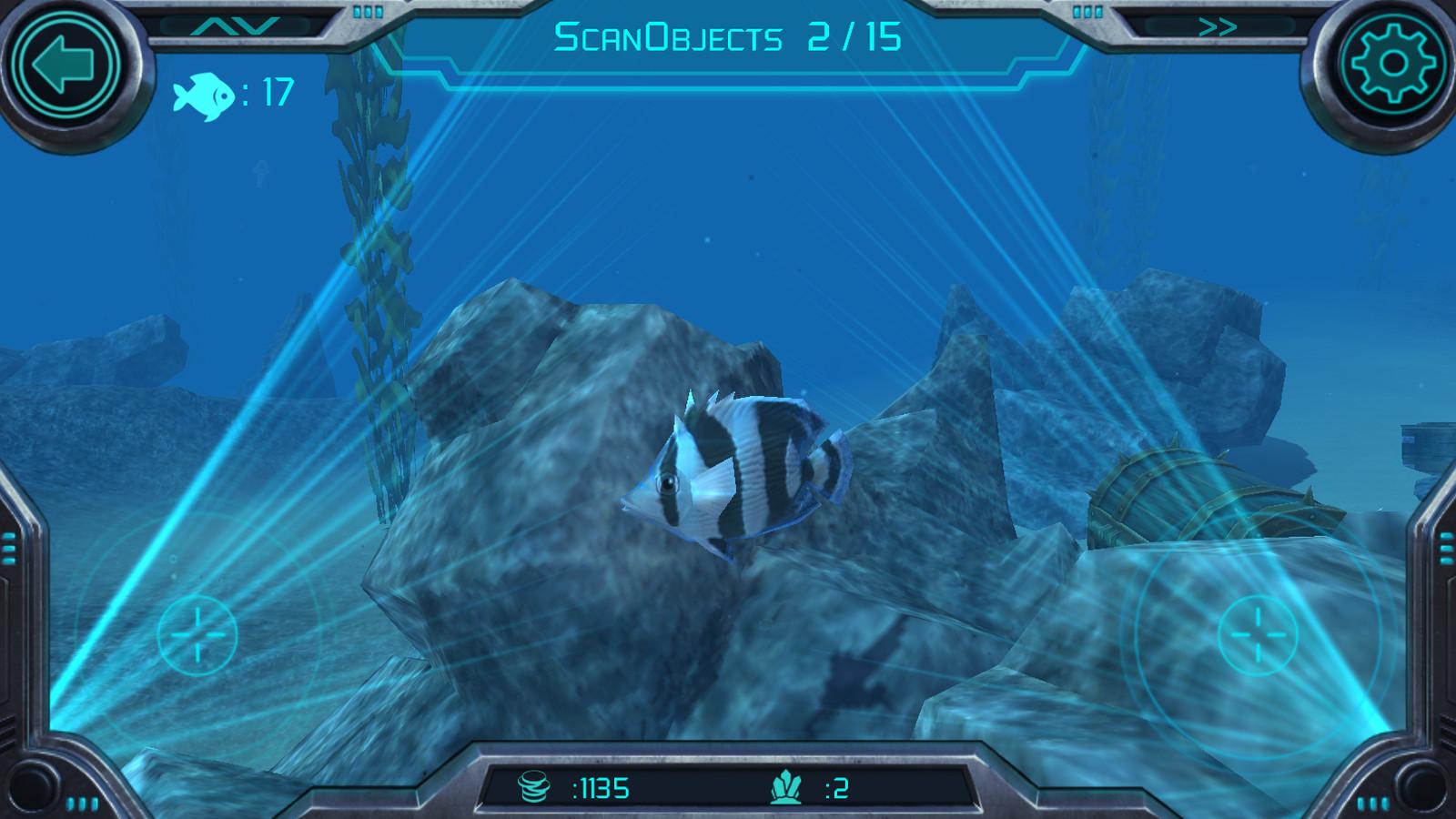 Fish scanning