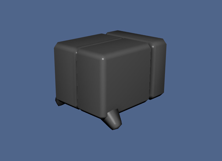 Microbot closed case