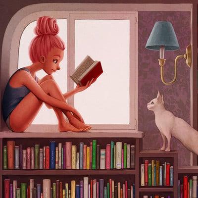 Joyceline furniss bookworm resized