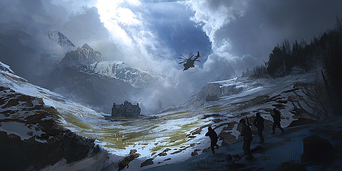 Skyfall - keyframes