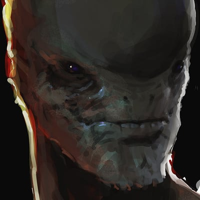 Thomas wievegg alien portrait1