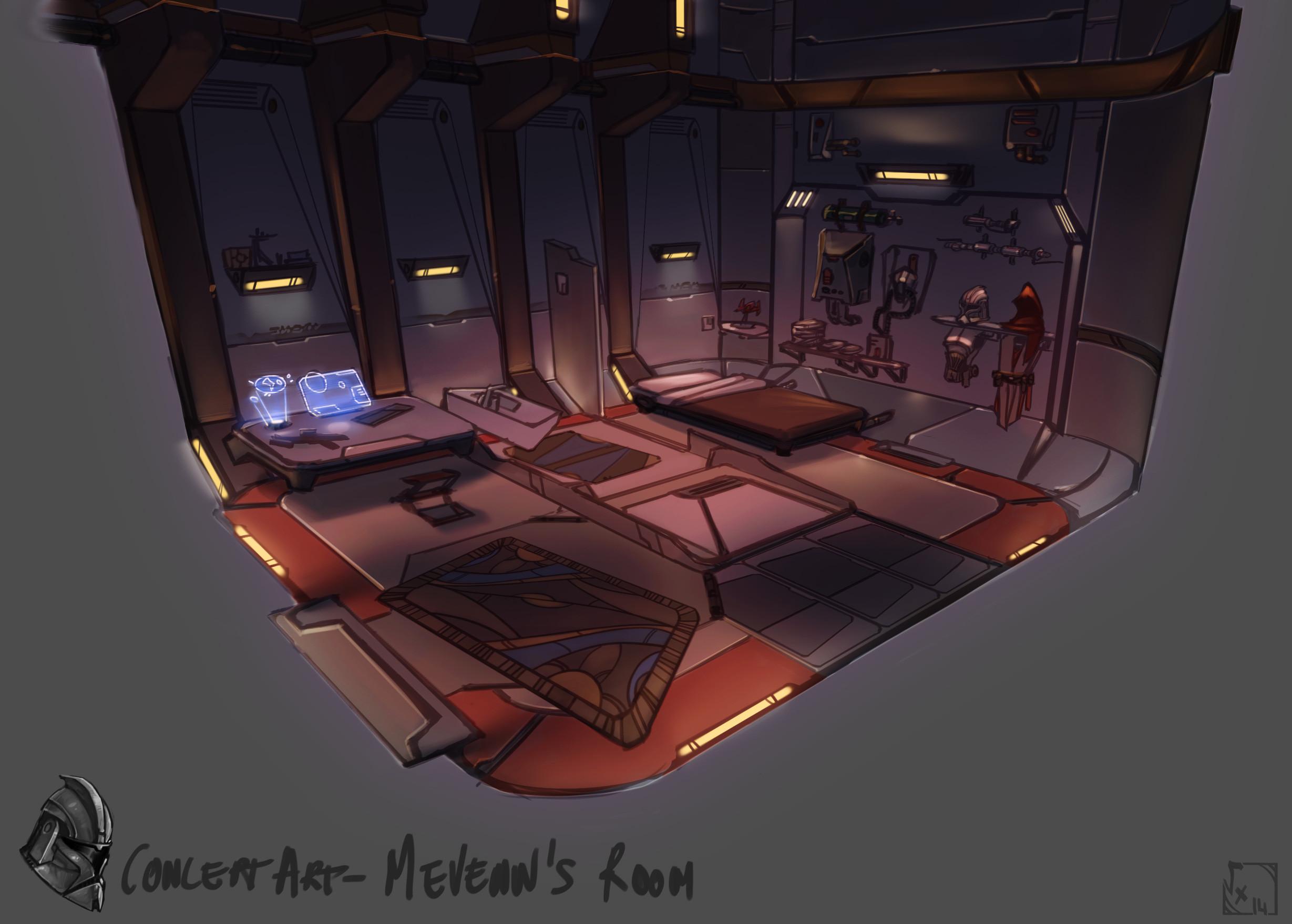 Mevenn's Room