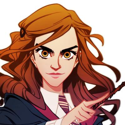 Amelia vidal hermione granger