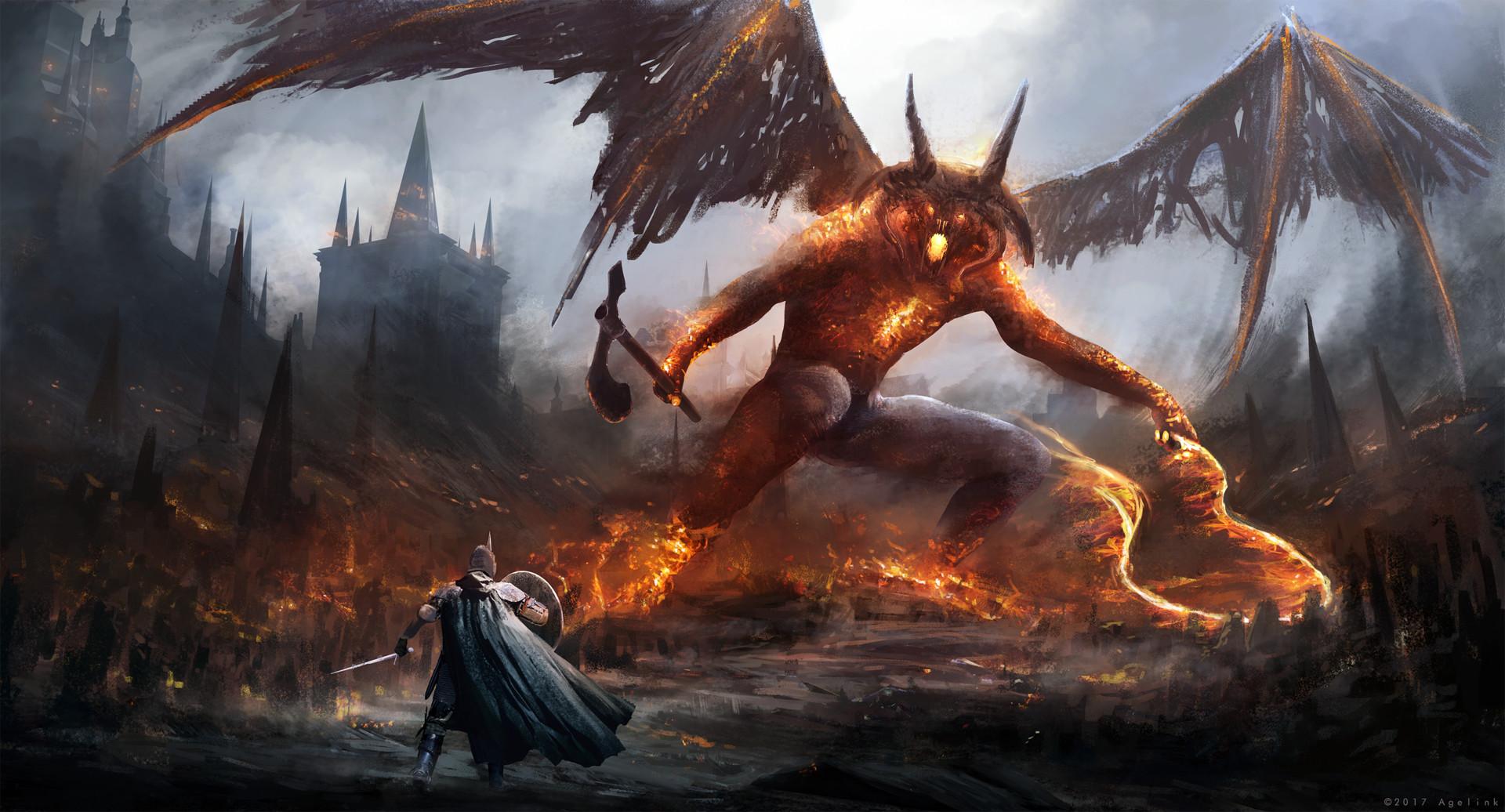 Elvish Lord Of The Rings Gothmog vs Ecthelion, ...