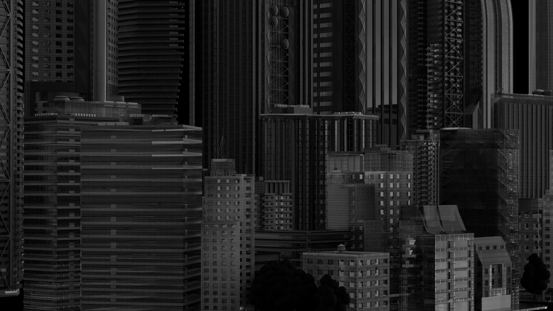 ArtStation - NEO TOKYO KIT, KitBash3d
