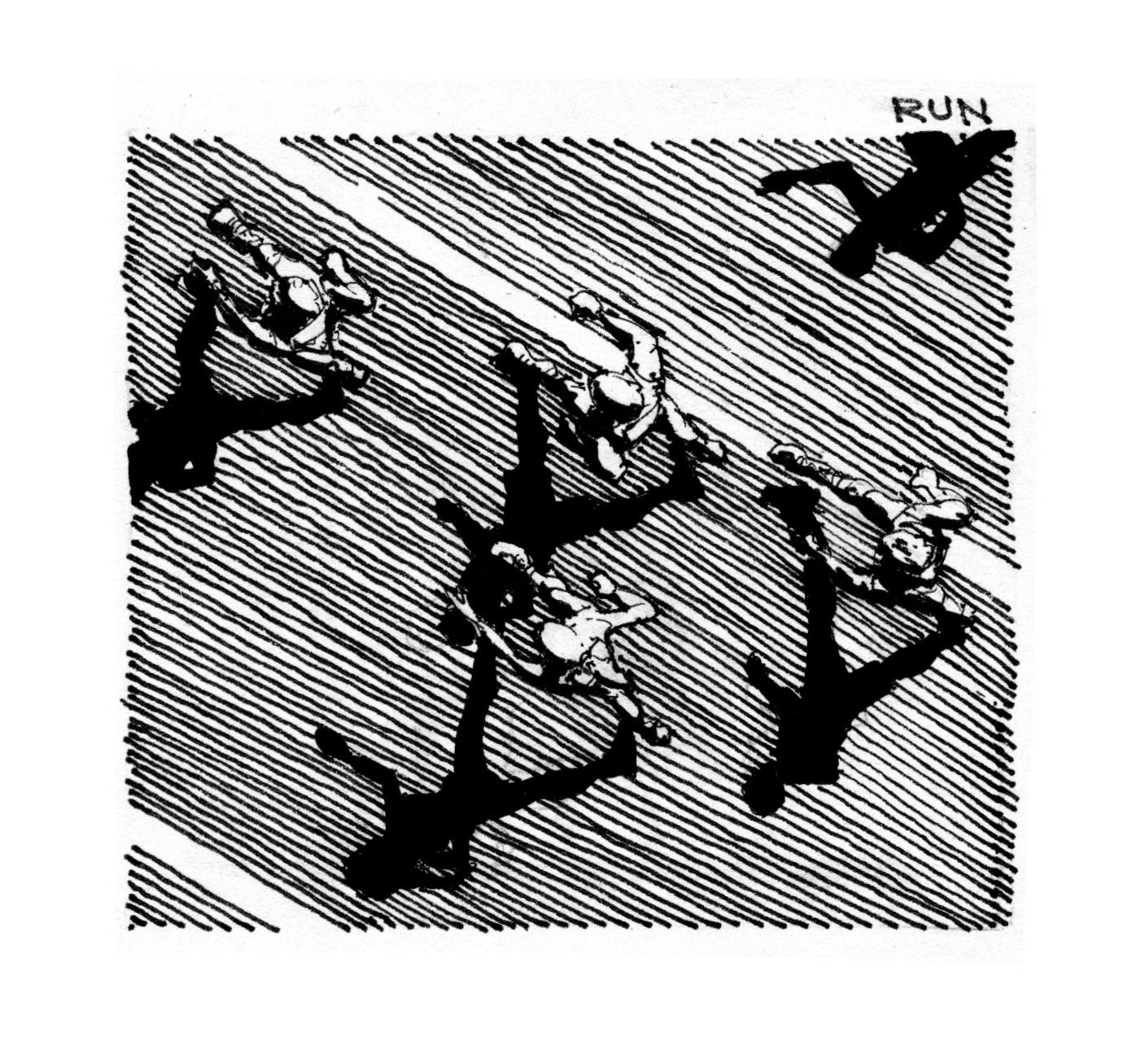 Midhat kapetanovic 11 run inktober2017