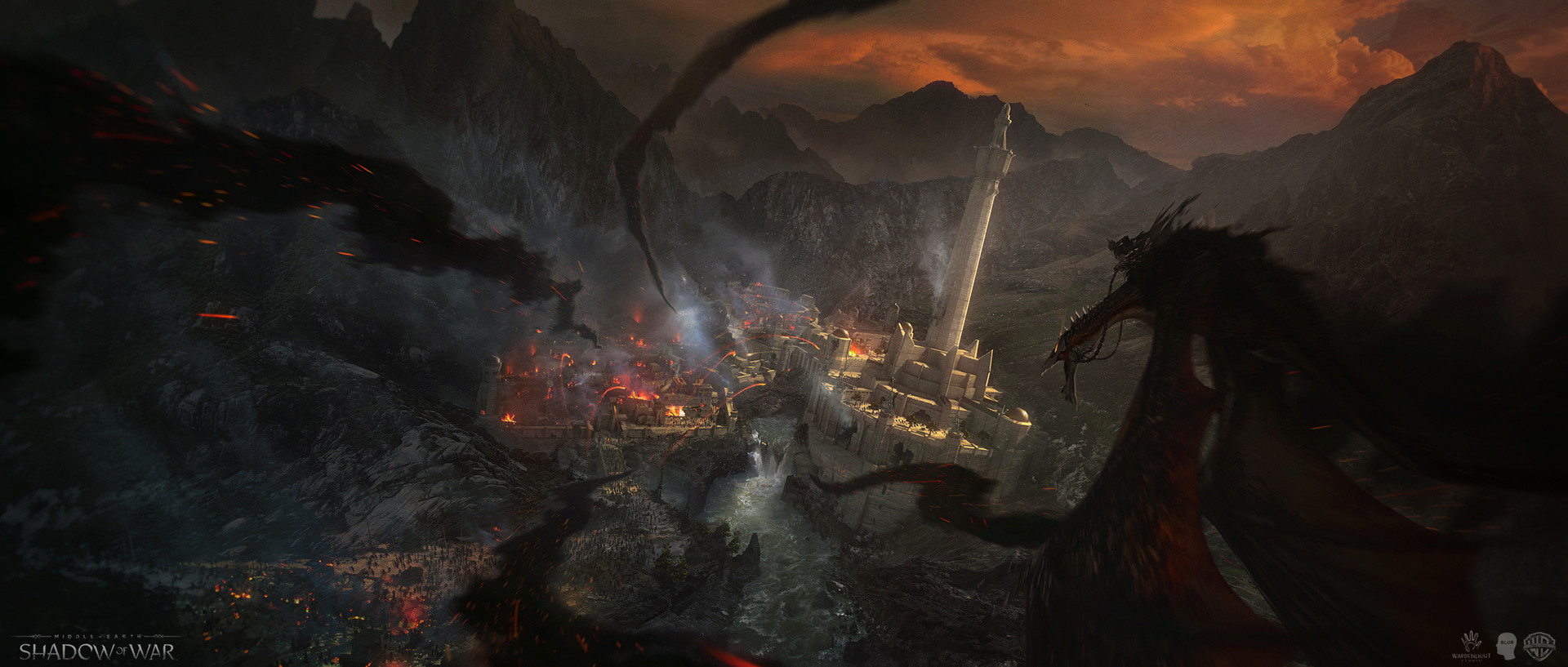 Shadow of mordor the lord of the rings 5