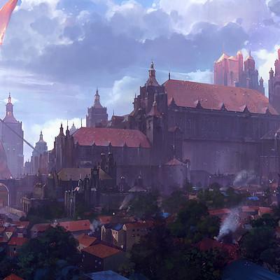 Red hong castle 003