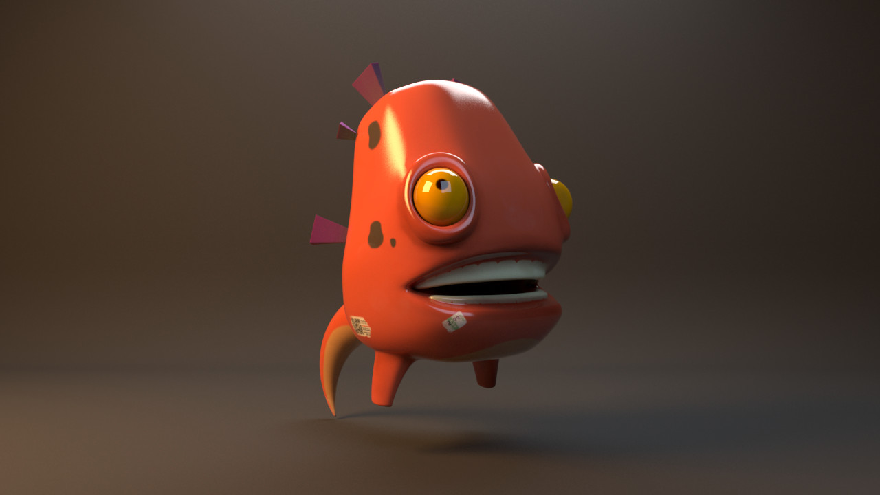 poor toy 2.99 : this model is based off DerekLaufman's design. I am model and texture it.