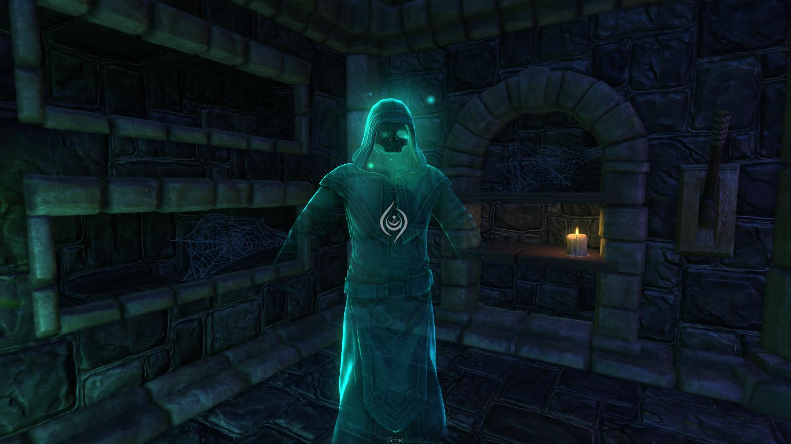 Ghost NPC