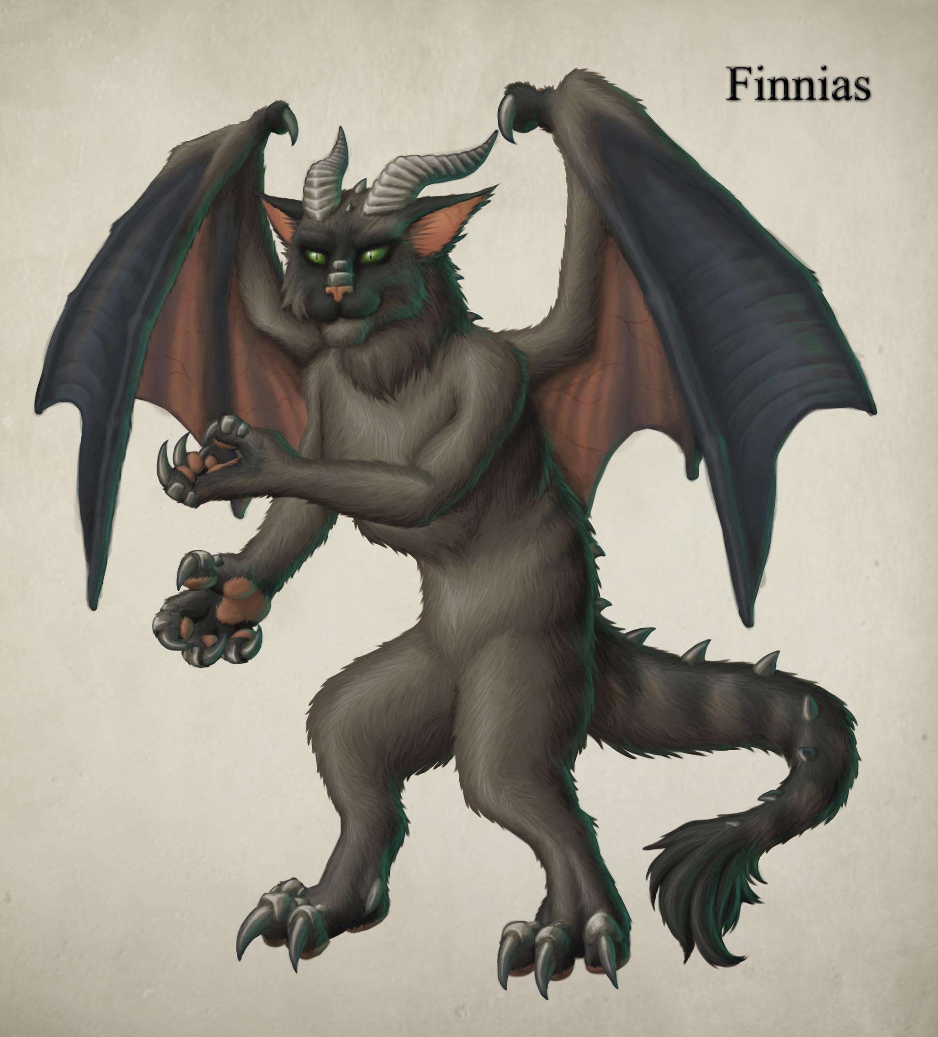 Cordelia wolf finnias2