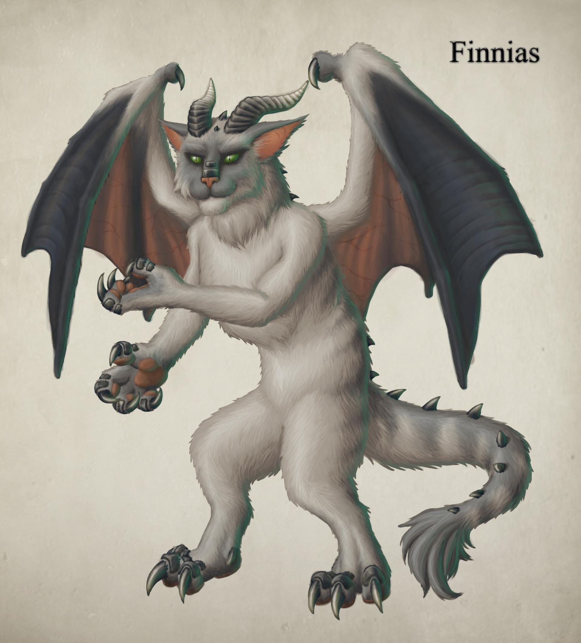 Cordelia wolf finnias3