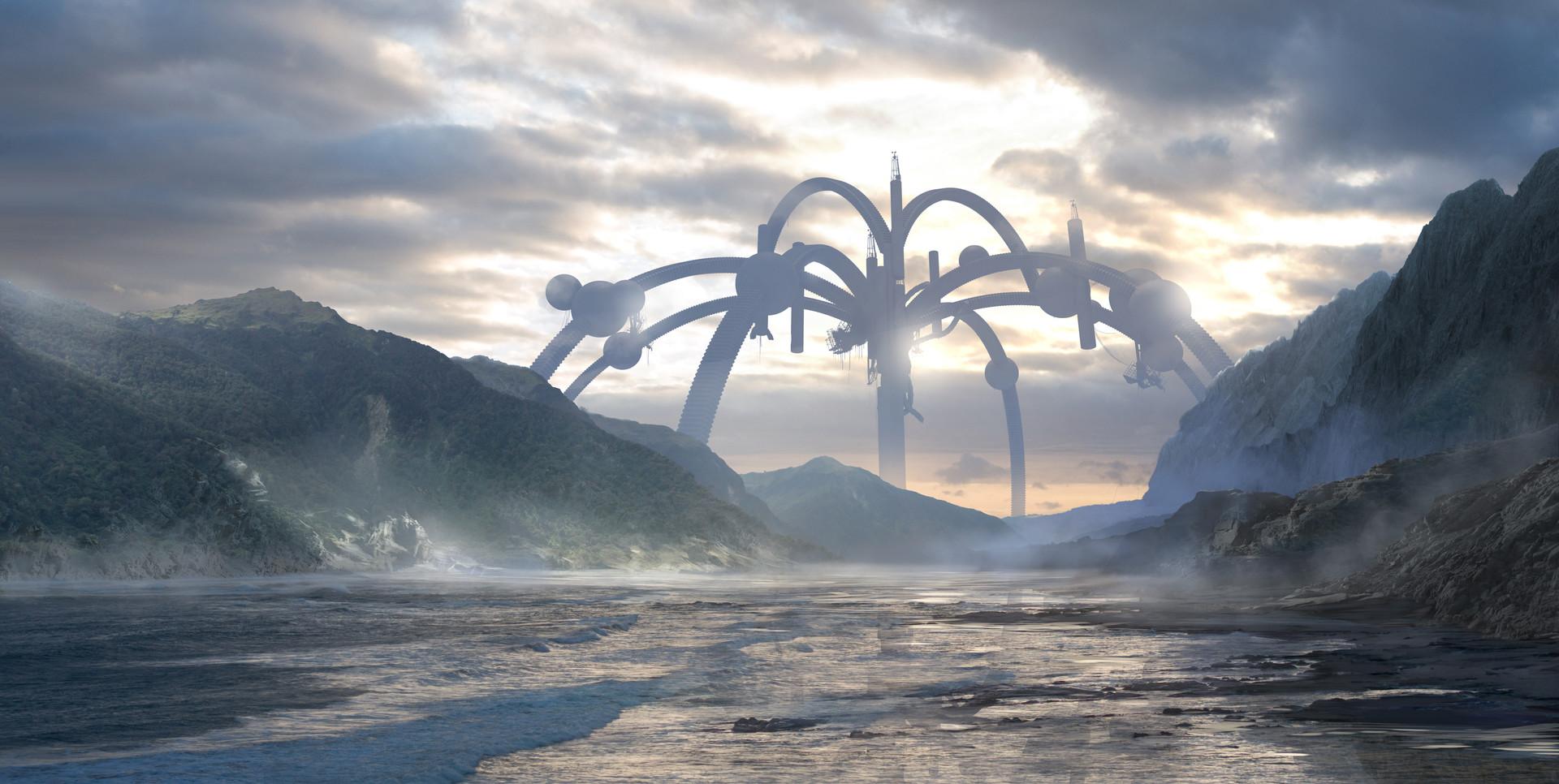 Konstantin vohwinkel terraformer new artst