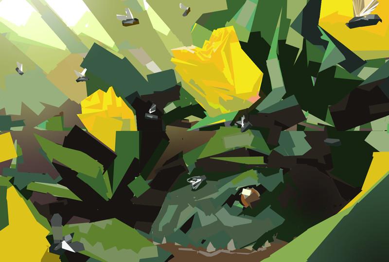 Joseph culp yellowroses