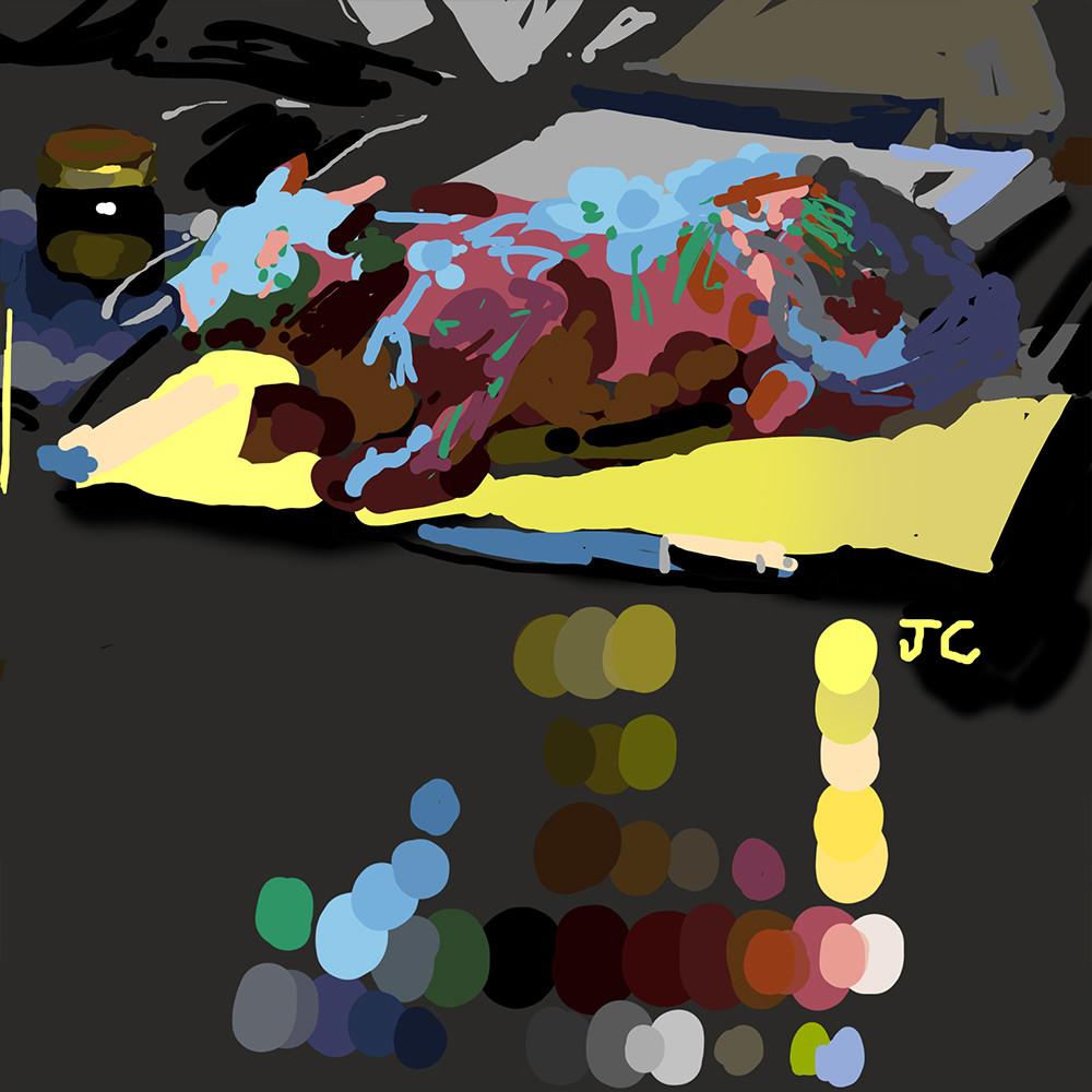 Joseph culp jaguarsculpture