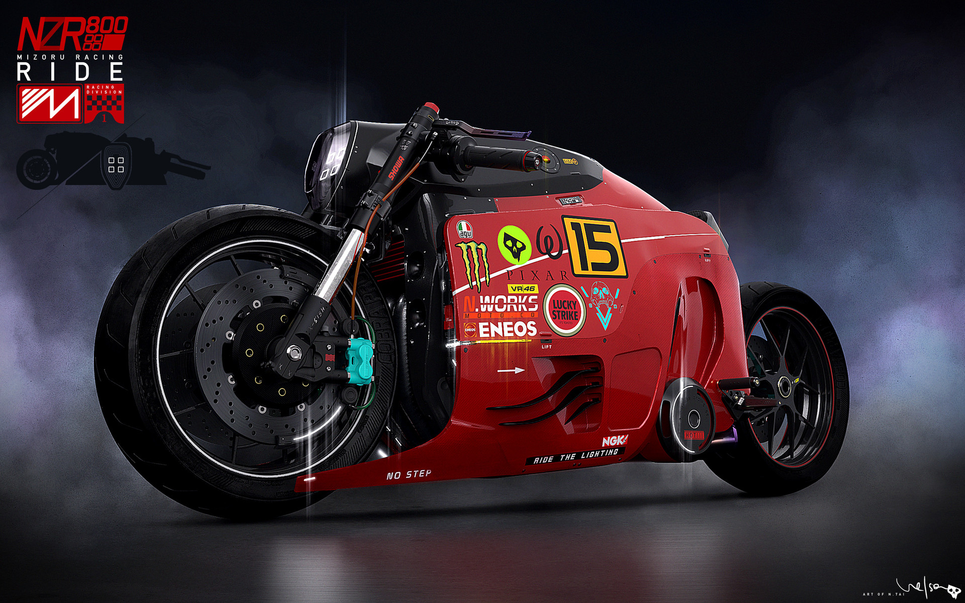 Nelson tai nzr800 dsgn bike 001a