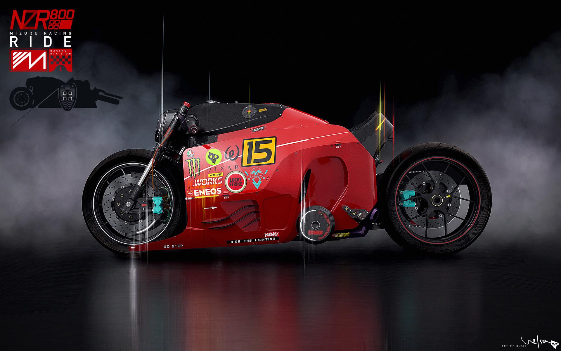 Nelson tai nzr500 dsgn bike side 001a