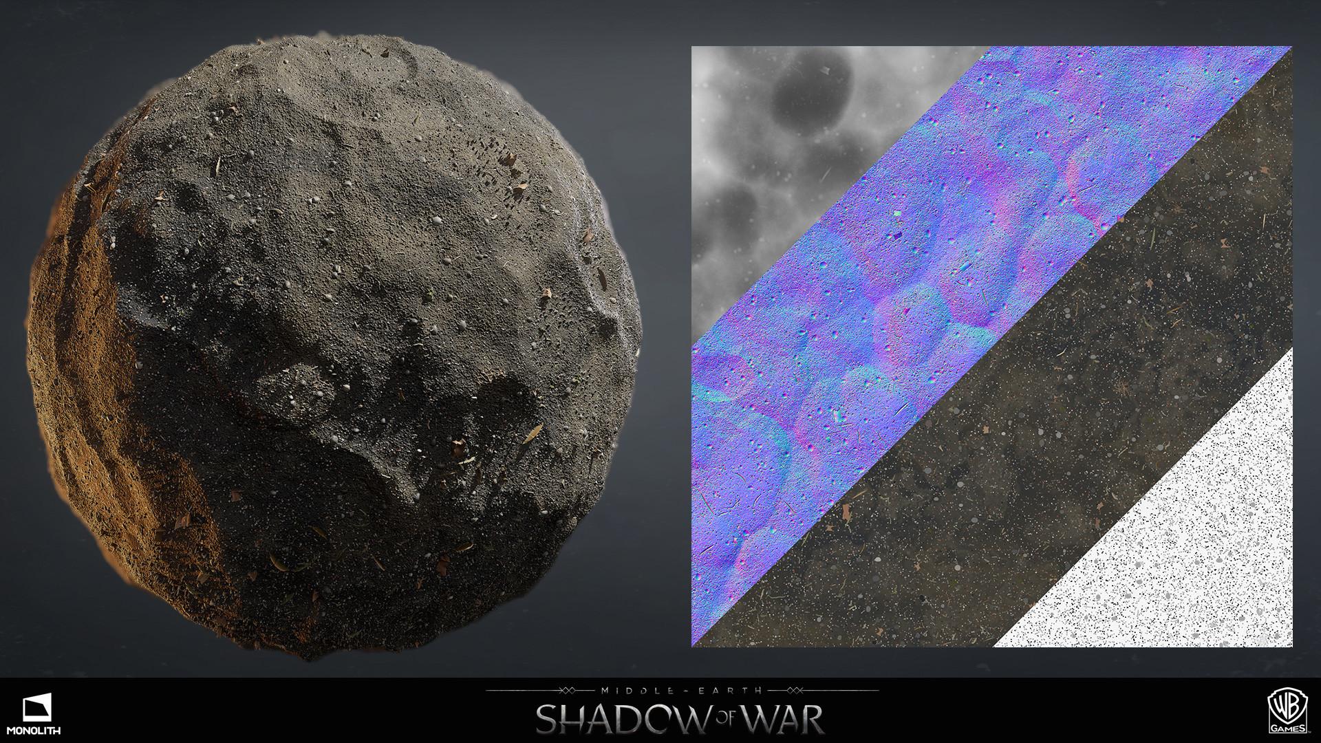 Joshua lynch sow volcano terrain sand layout