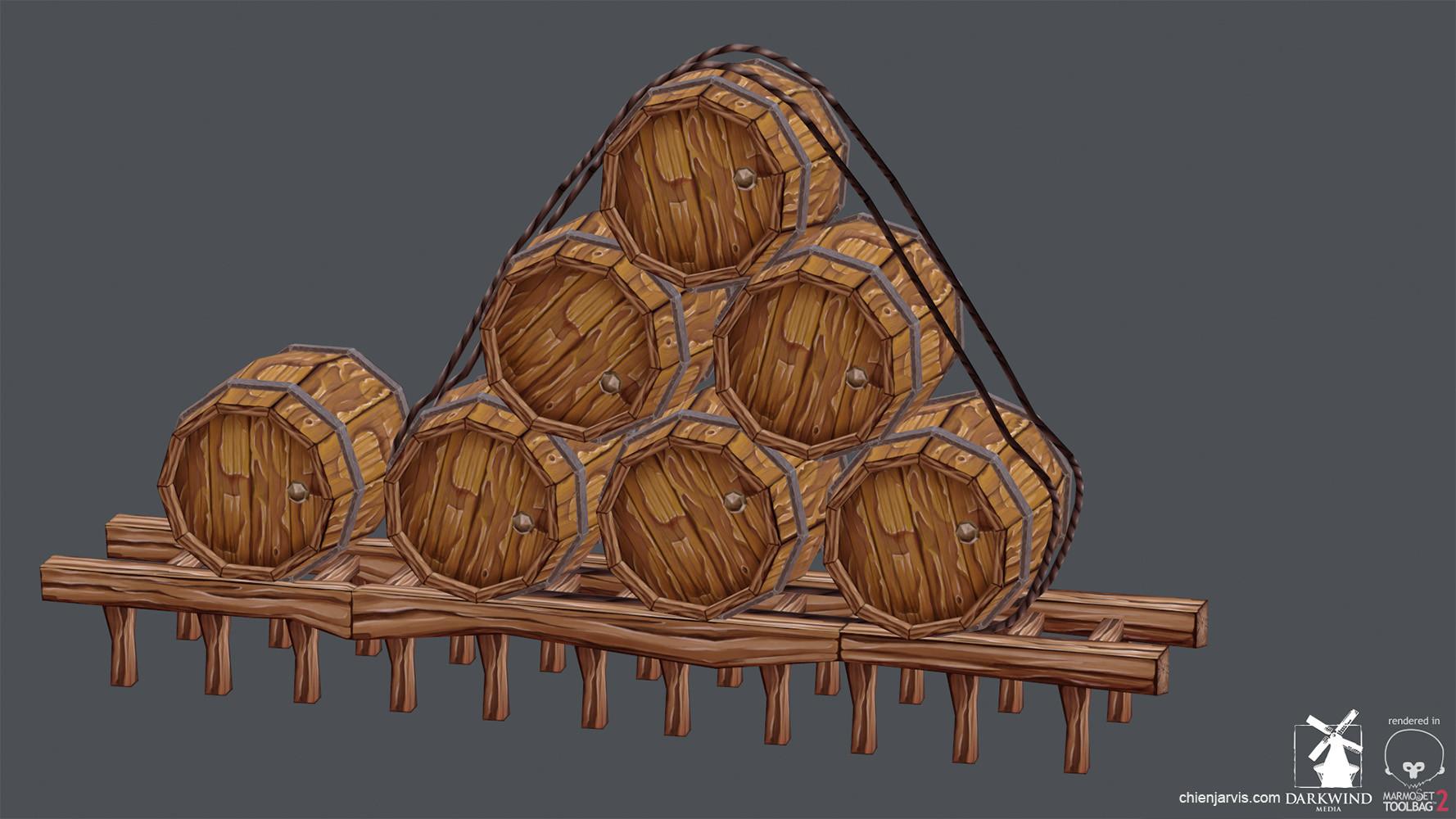 Chien jarvis barrels 04