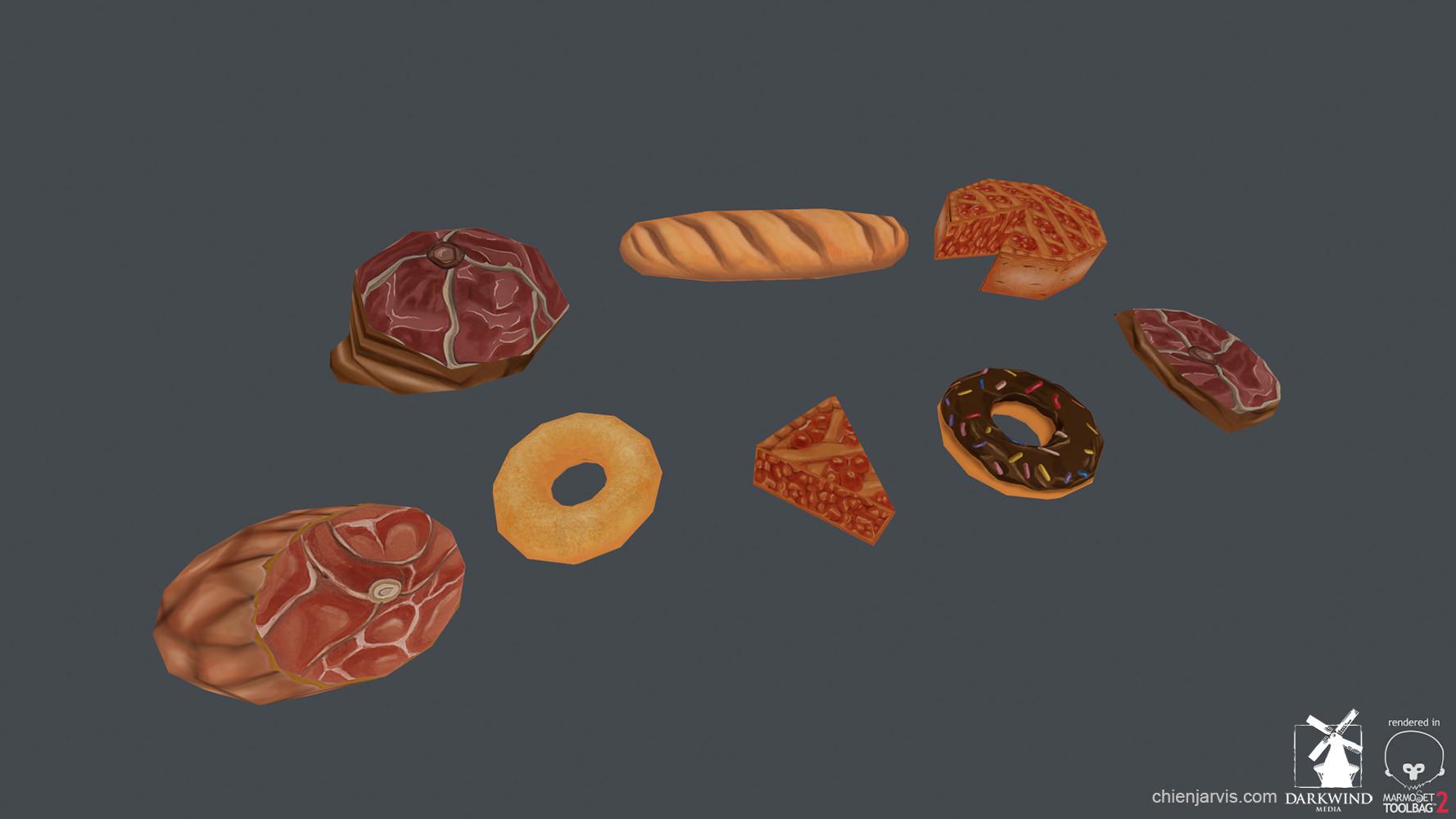 Chien jarvis foods