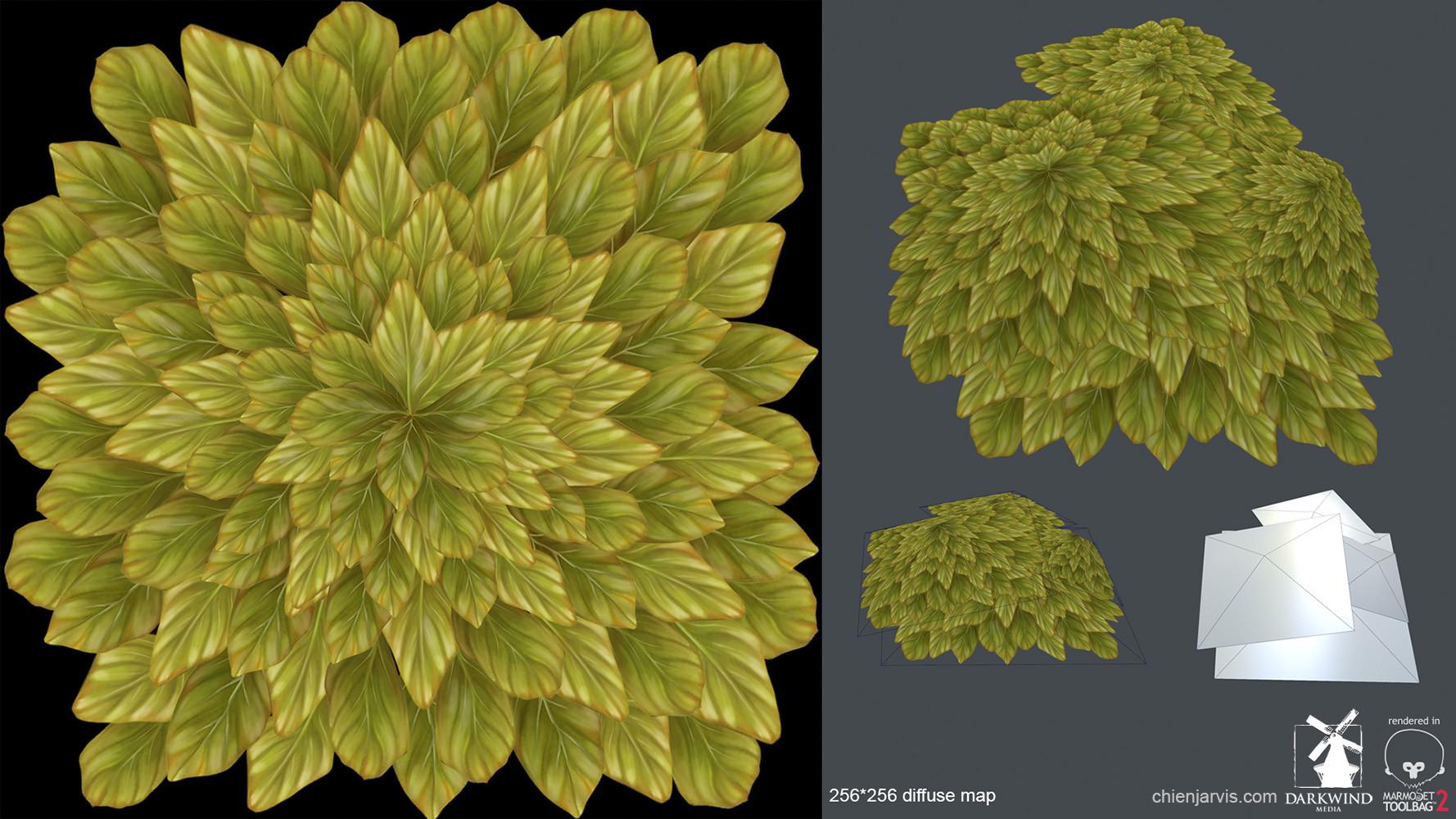 Chien jarvis plants01