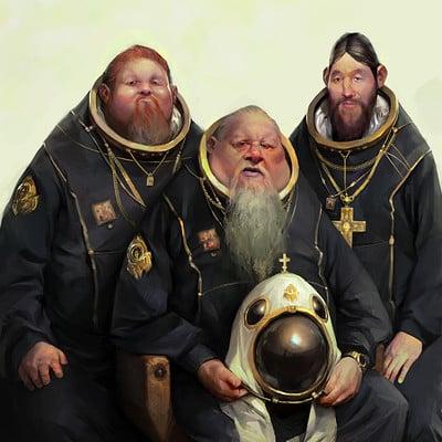 Vladimir malakhovskiy priestranauts