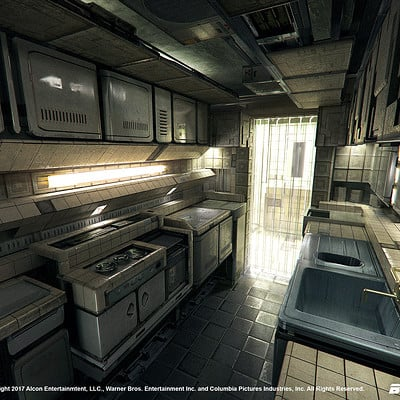 Mike hill k kitchen mike hill blade runner 2049
