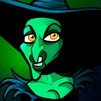 Steve rampton witch