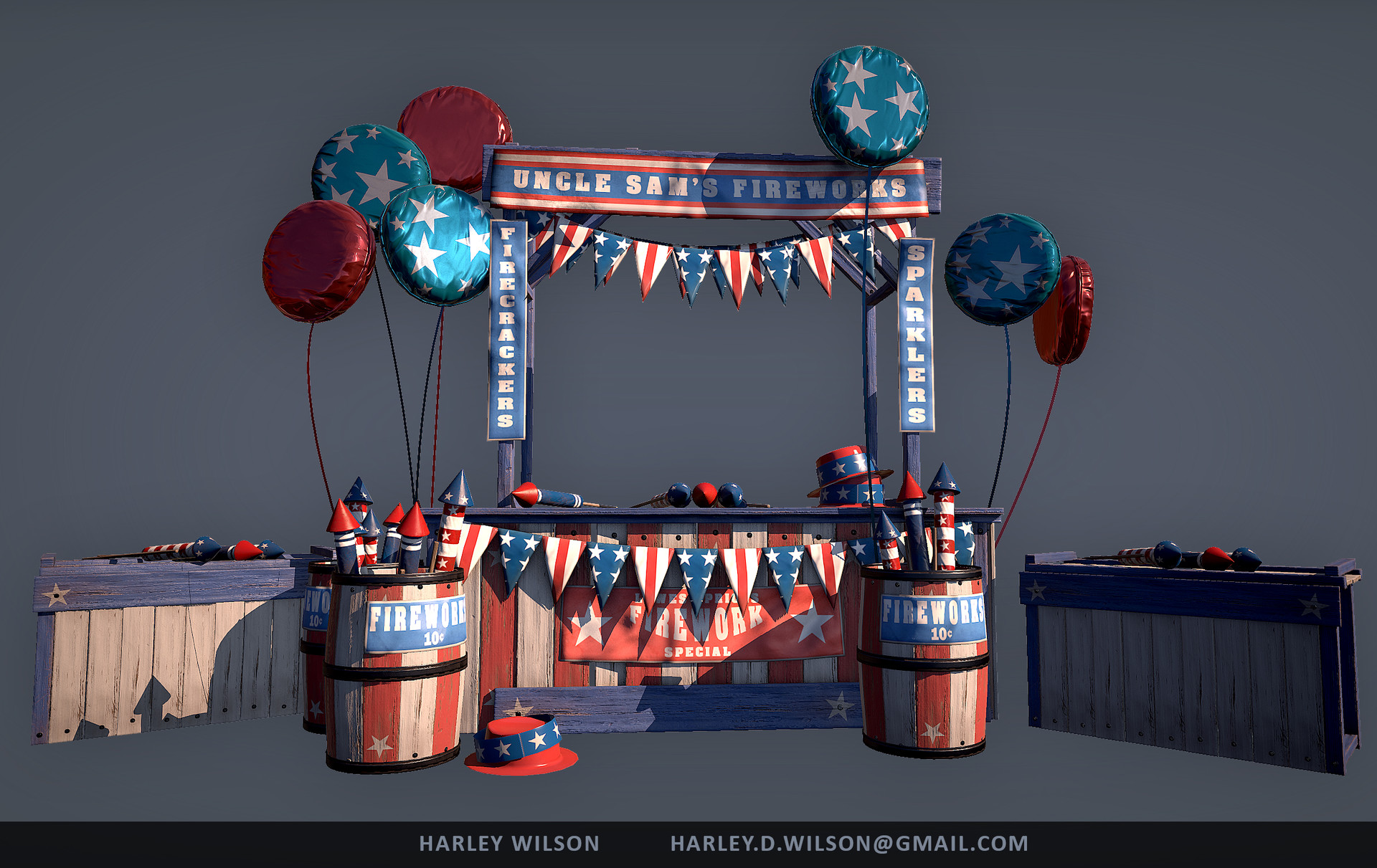 Harley wilson americana c