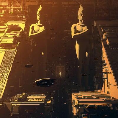 Daniel liang 2017 10 6 egypt statue11