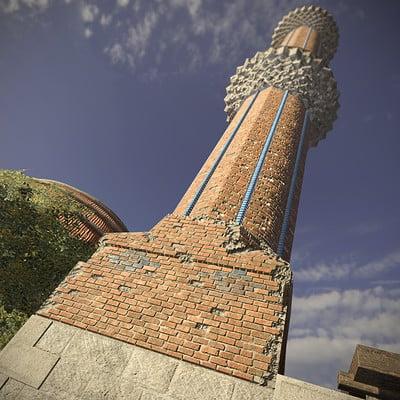 Ugur kocabay minaret