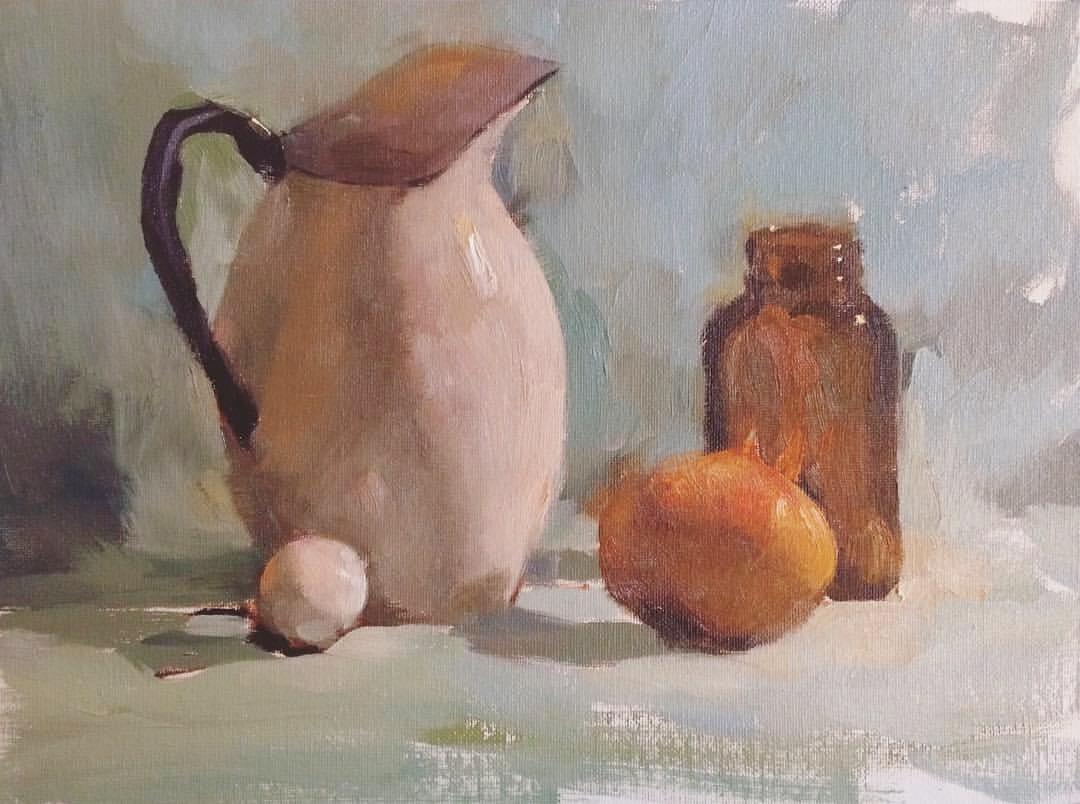 Oils from Still Life