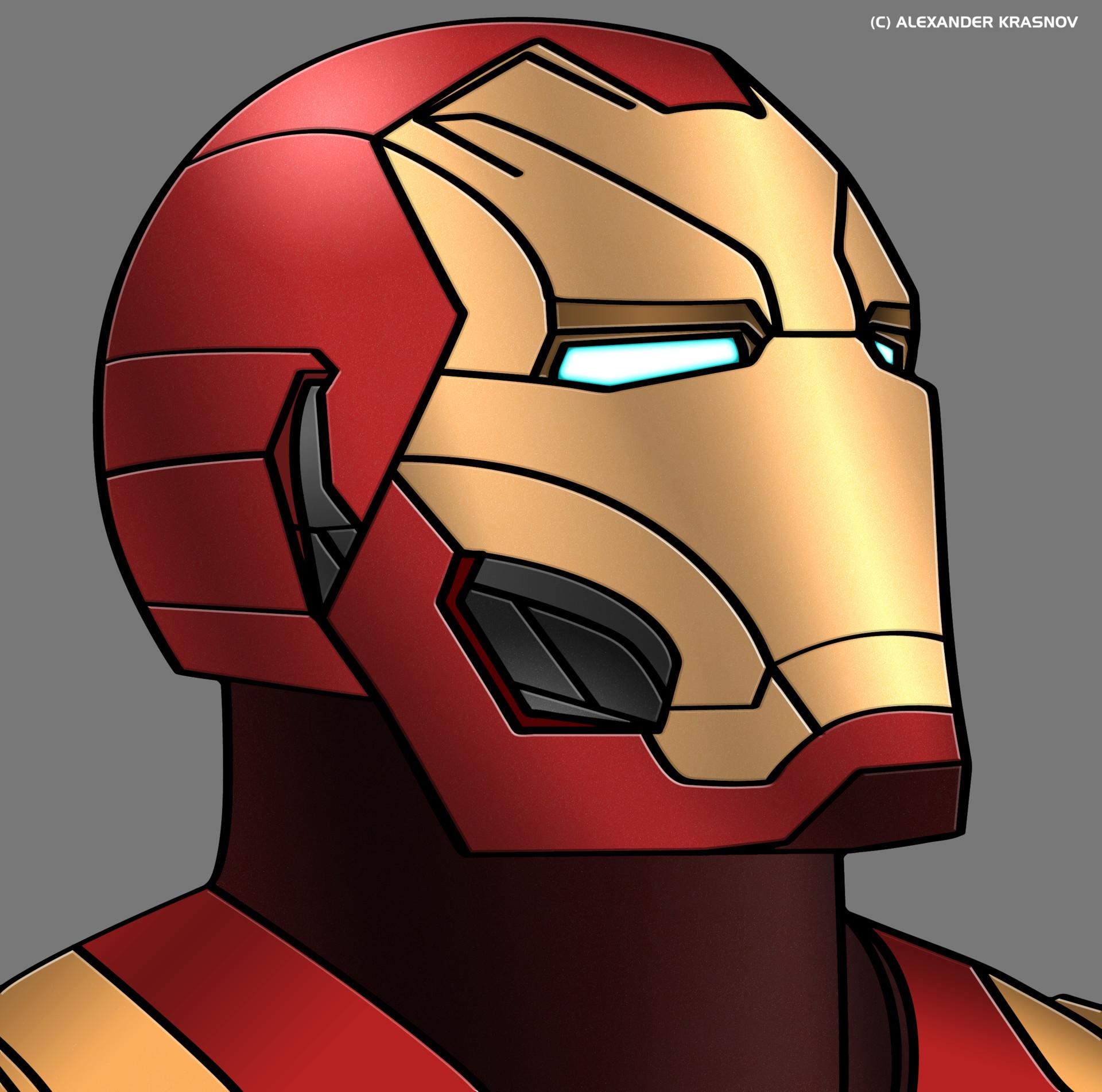 620 Koleksi Gambar Iron Man Vector Gratis Terbaik