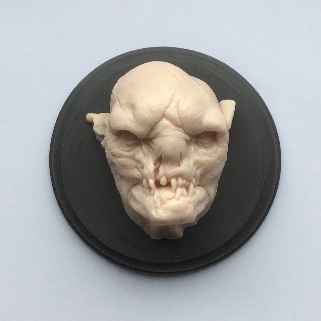 Orc/cast resin