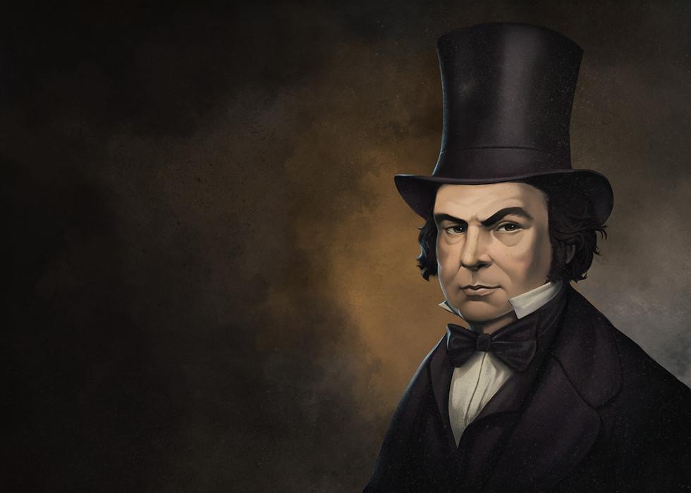 Brunel Portrait