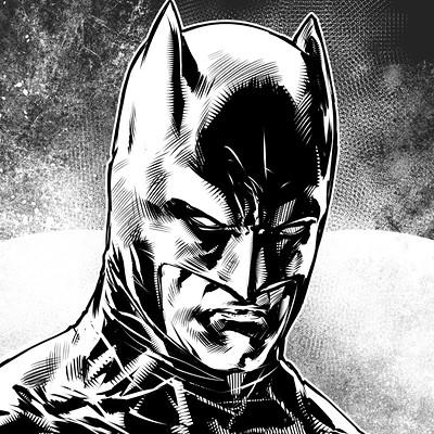 Caanan white batman practice