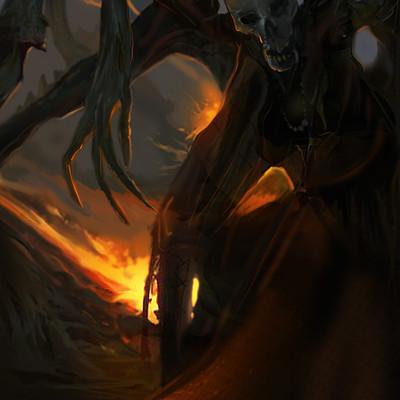 Josiah herman the ghoul