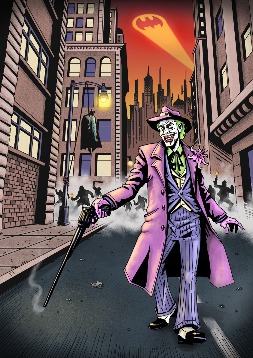 John ciarfuglia joker