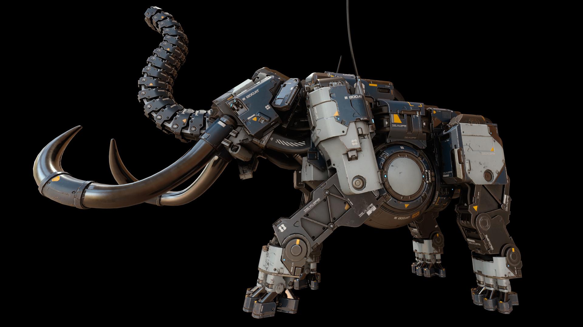 Sergey tyapkin mammoth 11