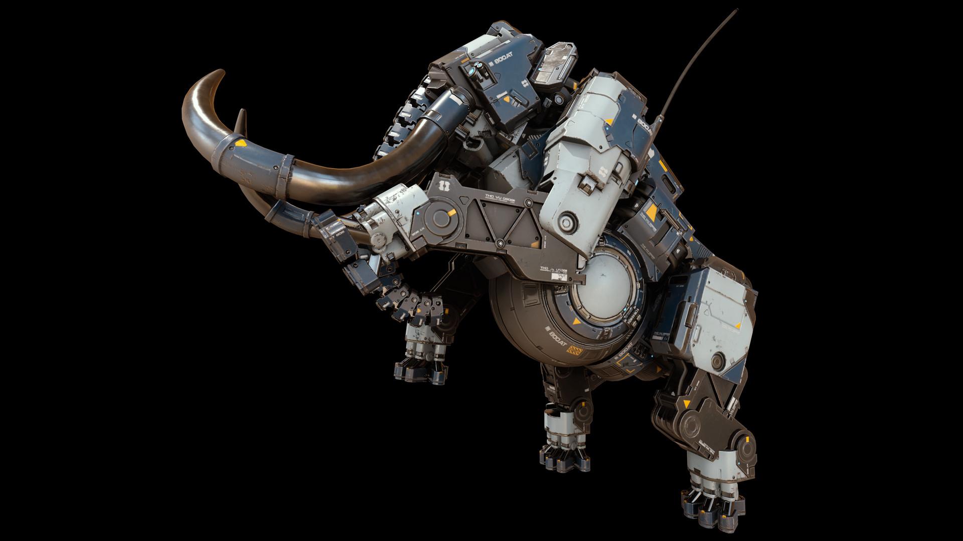 Sergey tyapkin mammoth 12