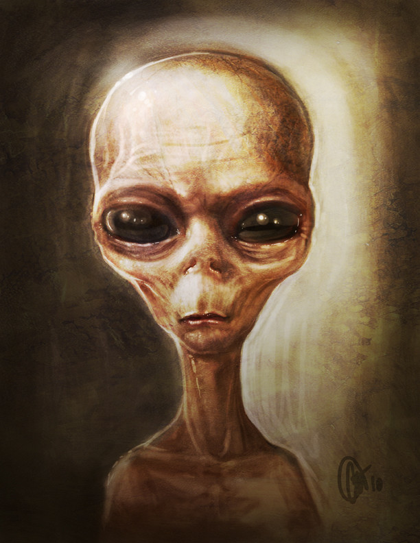 Charles wills smallgreyalien
