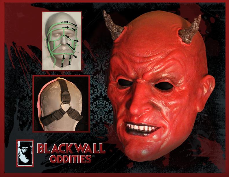 Charles wills devilmask