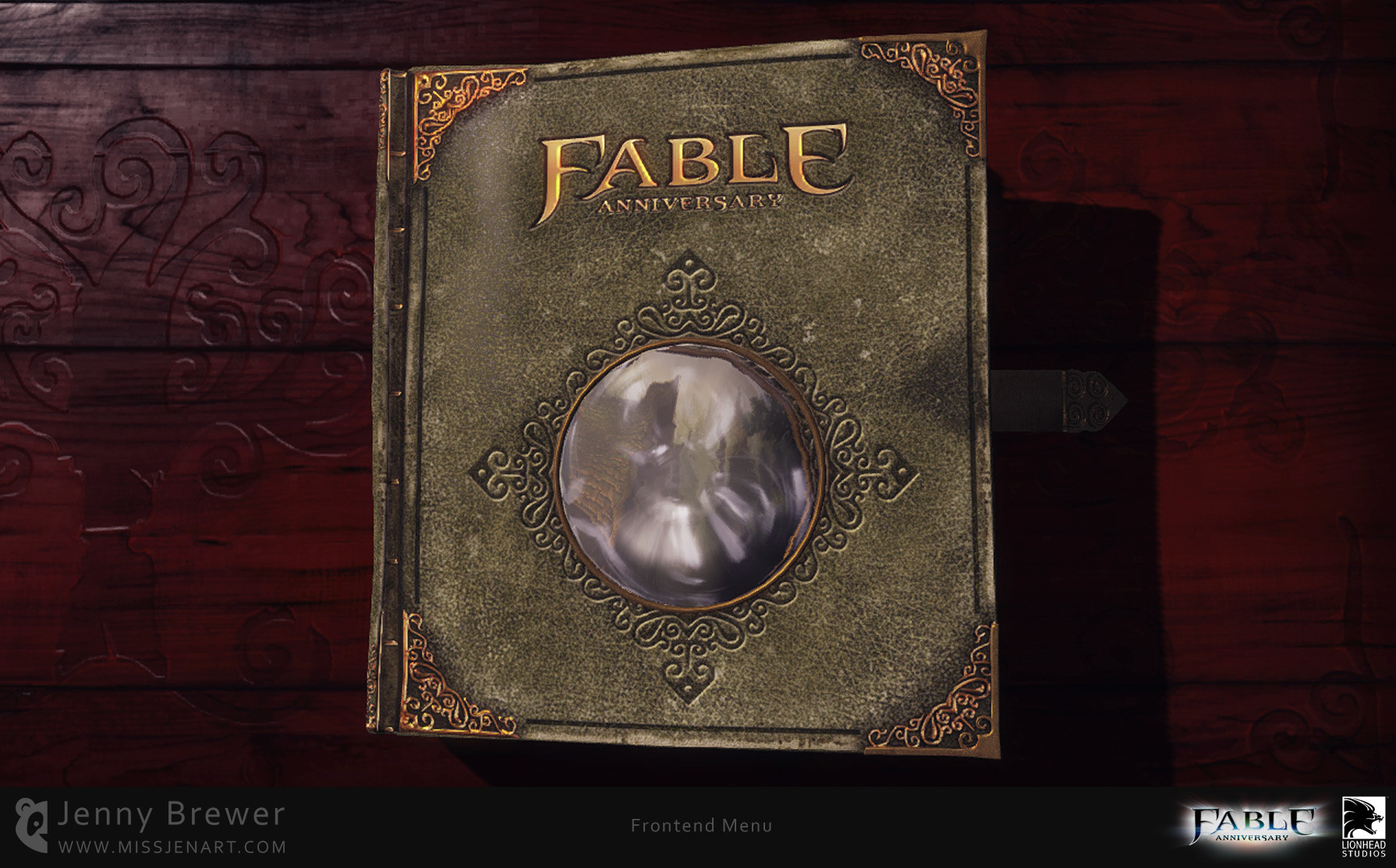 Jenny brewer fableanniversary frontend book