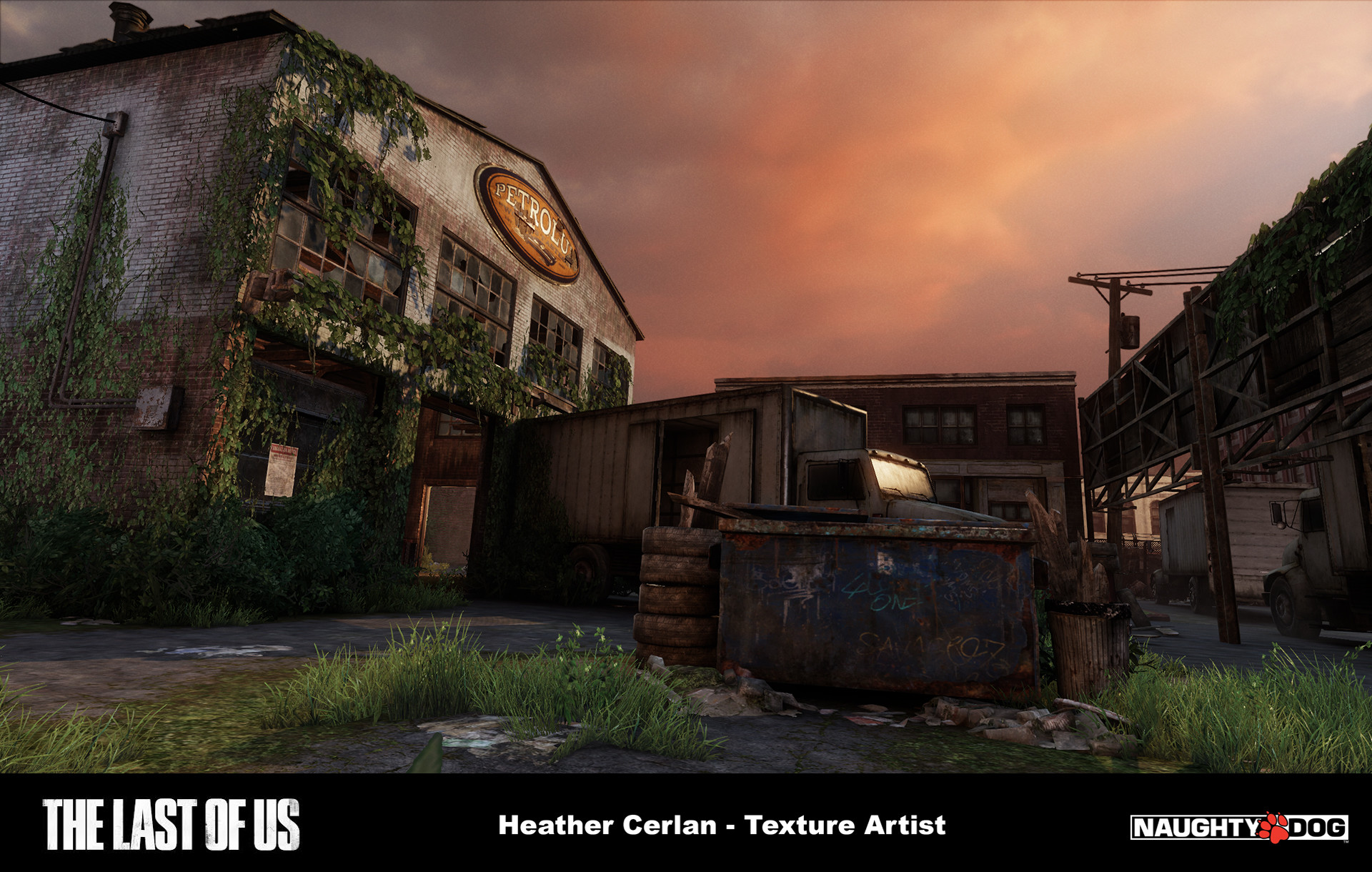 Cerlan3d The Last Of Us Multiplayer - The-last-of-us-new-maps