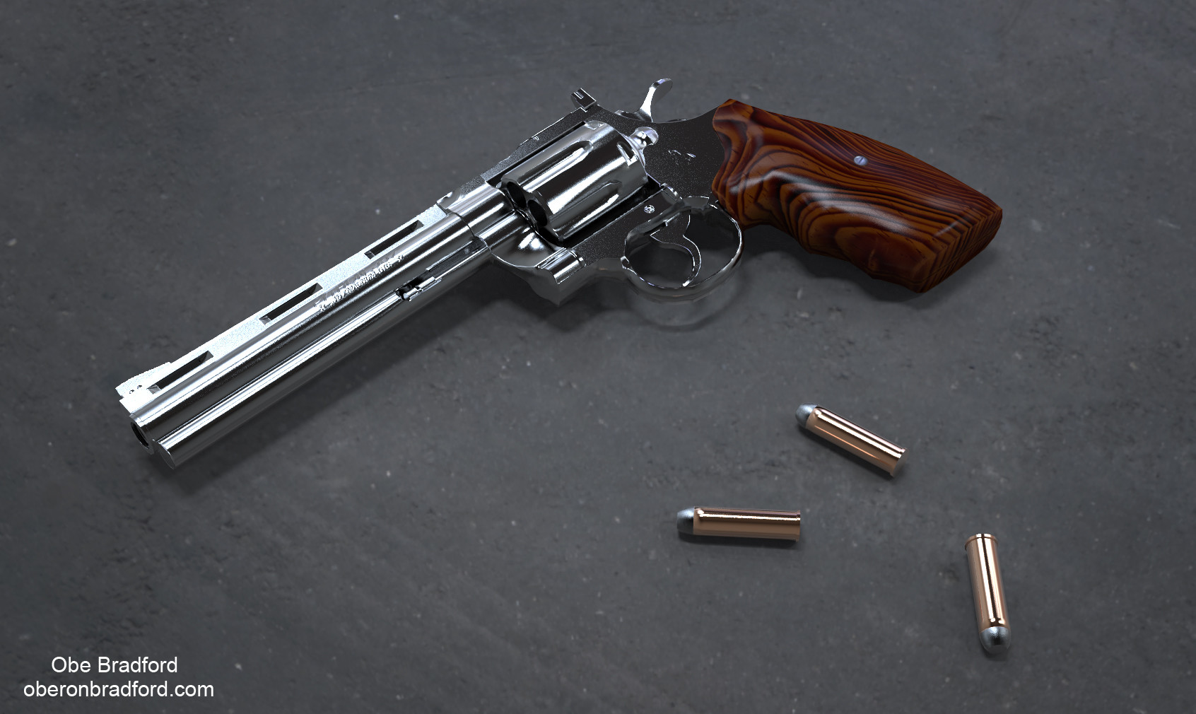 Oberon obe bradford obe bradford revolver update